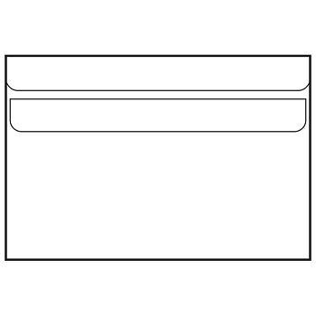 Kuverte B6BB latex 75g pk100 Fornax