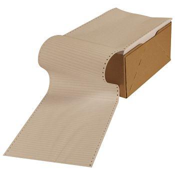 Papir za ispis Zebra 234x12 10 60g Aldini zeleni