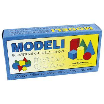 Modeligeometrijskih tijela i likova Glogos