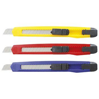 Skalpel nož  9mm Fornax D804 sortirano blister