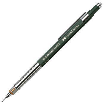 Olovka tehnička 0,9mm TKFine Vario L Faber Castell 135900 zelena