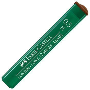 Mine 0,5mm H polymer 1tuba Faber Castell 9125
