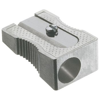 Šiljilo metalno 1 rupa Faber Castell 183100KOMAD