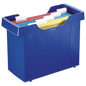 Kutija za mape viseće5mapa Plus Leitz 19931035 plava
