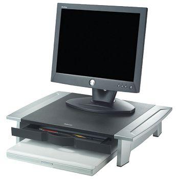 Stalak za monitor Fellowes 8031101 crnosrebrni
