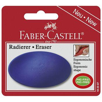 Gumica plastična Kosmo Faber Castell 182397 sortirano blister