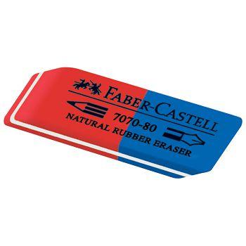 Gumica kaučuk tintagrafitna 707080 Faber Castell 187080