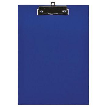 Ploča klipkvačica A4 kartonski pp Fornax plava