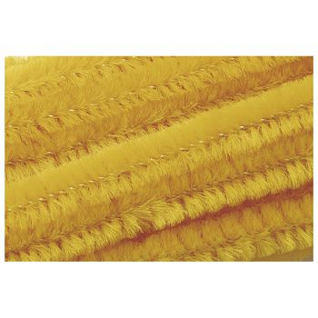 Žica ukrasna čupava pk10 Knorr Prandell 218476063 žuta blister