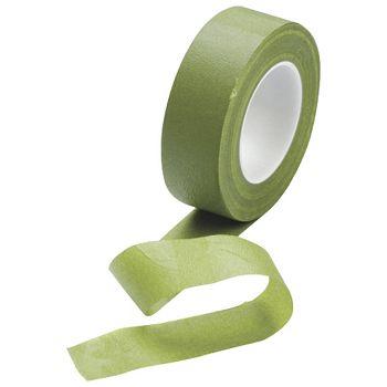 Traka ljepljiva krep 24mm28m cvjećarska Knorr Prandell zelena blister
