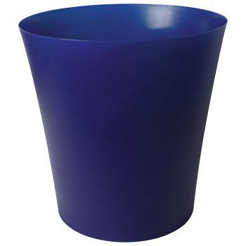 Koš za smeće pp 18L Fornax plavi