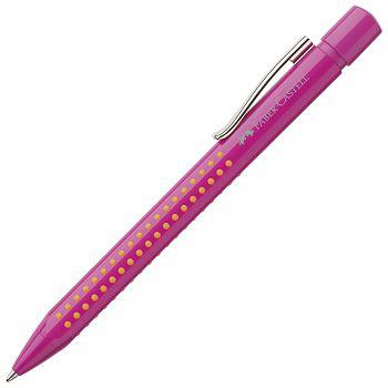 Olovka kemijska Grip 2010 Faber Castell 243901 rozonarančasta
