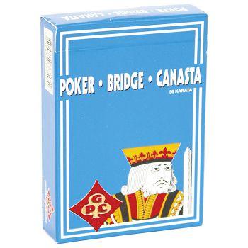 Karte igraće PokerBridgeCanasta 156