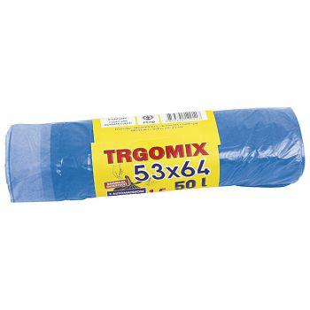 Vreća za smeće 53x64cmvrpca HD pk15 Trgomix