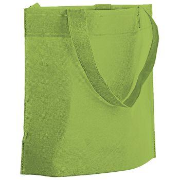 Vrećica za kupovinu platnena 35x30cm pk10 Easy Taffarello zelena