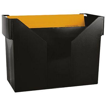 Kutija za mape viseće 5mapa Donau 7422001PL01 crna