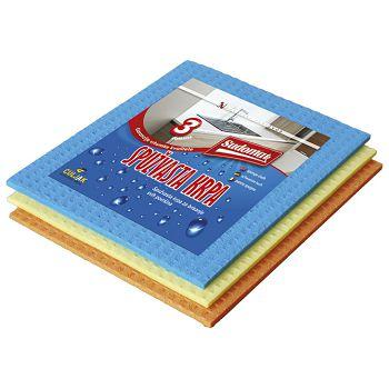 Pribor za čišćenjekrpa Trulex extra pk3 Sudomat