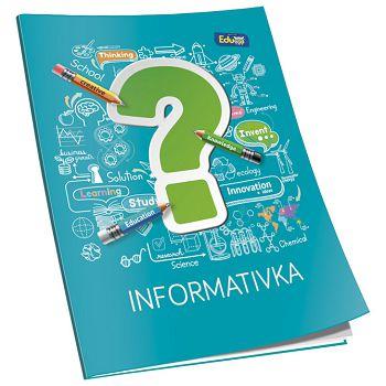 Obrazac školski Informativka B6 40L Educa