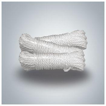 Uže pp 4mm 20m Fornax bijelo