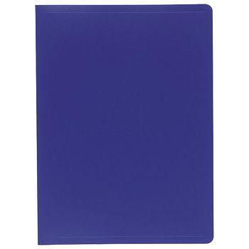 Mapa uložna varena A4 s  20 fascikli U Exacompta 8522E plava
