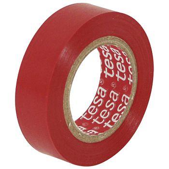 Traka izolir 15mm10m Tesa 539483 crvena