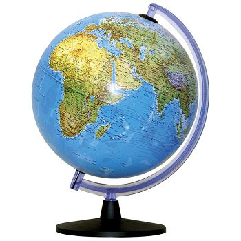 Globus fi30 sa žaruljom i plastičnim postoljem Questor