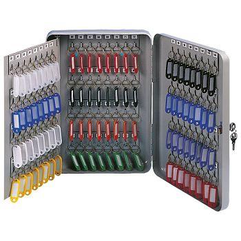 Ormarić za ključeveza 140 kom Donau 5244001PL99 sivi