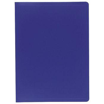 Mapa uložna varena A4 s  50 fascikli U Exacompta 8557E plava
