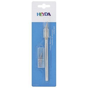 Skalpel nož u olovci metalninoževi Heyda 2048895 73