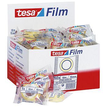 Traka ljepljiva 15mm10m Tesafilm Tesa 57380 prozirna