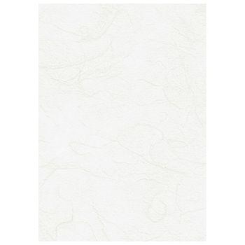 Papir ukrasni s vlaknima B2 25g Heyda 2047185 00 bijeli