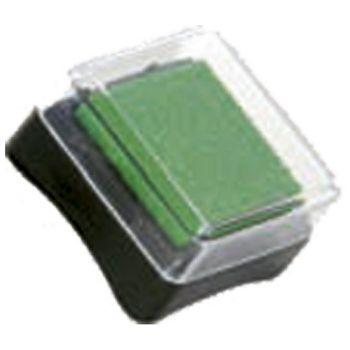 Jastučić za pečat 3x3cm Heyda 2048884 57 tamno zeleni