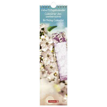 Kalendar zidni trajni rođendanski Brunnen 107047421