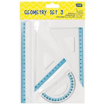 Geometrijski set GT3 mali S Educa blister