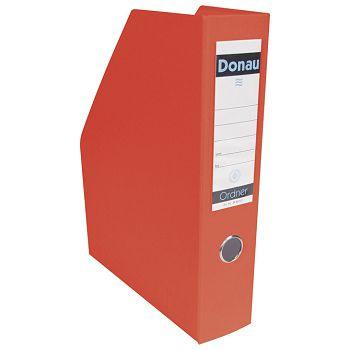 Stalak za spise okomit kartonski pp Donau 3949001PL04 crveni