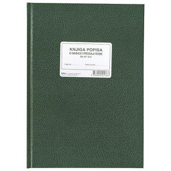 Obrazac G51 knjiga popisa nabave i prodaje Fokus