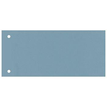Pregrada kartonska 23,5x10,5cm pk100 Fornax plava
