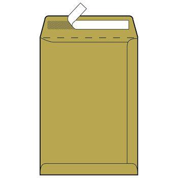 Kuverte  vrećice B5N strip 90g pk500 Fornax