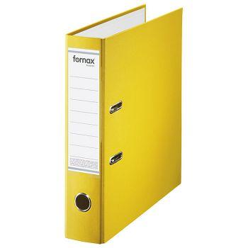 Registrator A4 široki samostojeći Master Fornax 15692 žuti