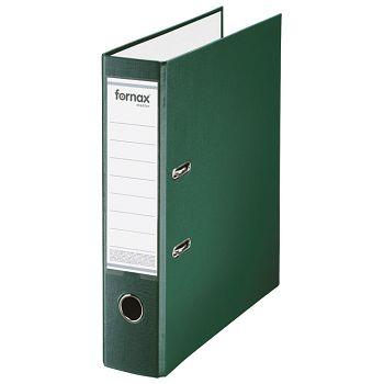 Registrator A4 široki samostojeći Master Fornax 15686 tamno zeleni