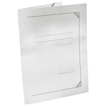 Fascikl klapa karton reciklirani A4 250g TenFornax bijeli
