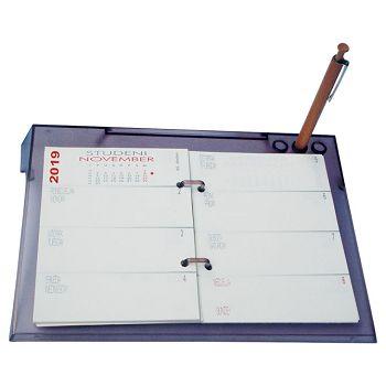 Kalendar stolni Plexi tjedni 2020