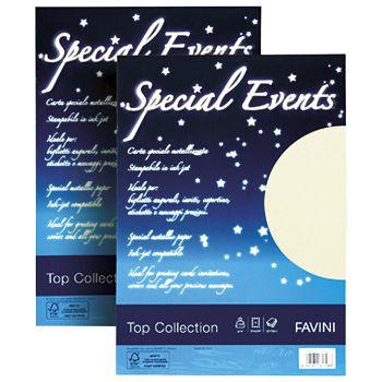 Papir ILK Special Events A4 120g pk20 Favini bež
