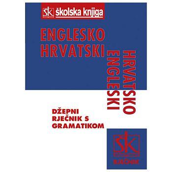 Rječnik džepni engleskohrvatski i hrvatskoengleski