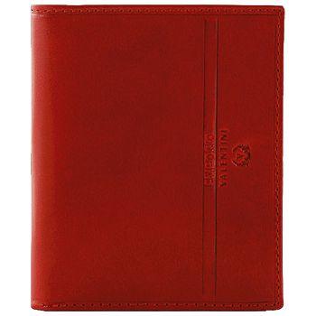 Novčanik kožni unisex Emporio Valentini 5563255 crveni