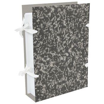 Mapa arhivska 32x25 cmvrpca 1,2m Fornax tiskani marmor