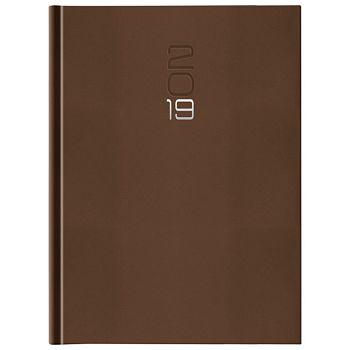 Rokovnik A4 Matra 073 boja čokolade