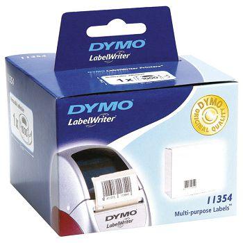 Etikete u roli 57x32mm Dymo 11354 bijele blister