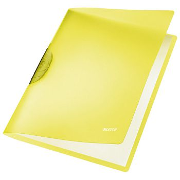 Fascikl klip pp A4 Color RBow Leitz 41760015 žuti