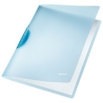 Fascikl klip pp A4 Color RBow Leitz 41760030 plavi